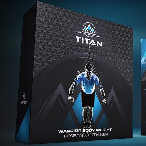 TITAN BOX DESIGN