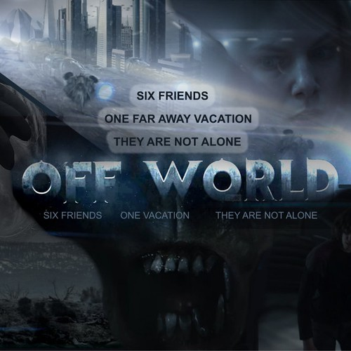 Off World Movie Poster