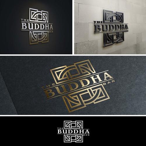 Create the next logo for The Buddha Bar