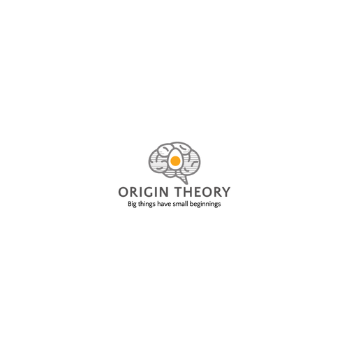 concept logo for Origin Theory