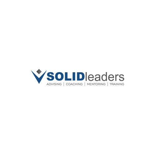 Logo for Solidleaders.