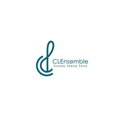 monogram logo idea
