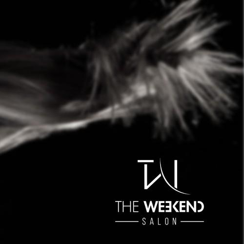 Propuesta de logo y portada para The Weekend