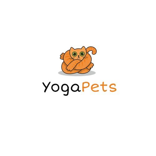 Yoga Pets logo