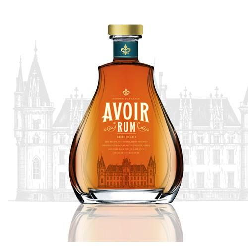 French Premium Rum