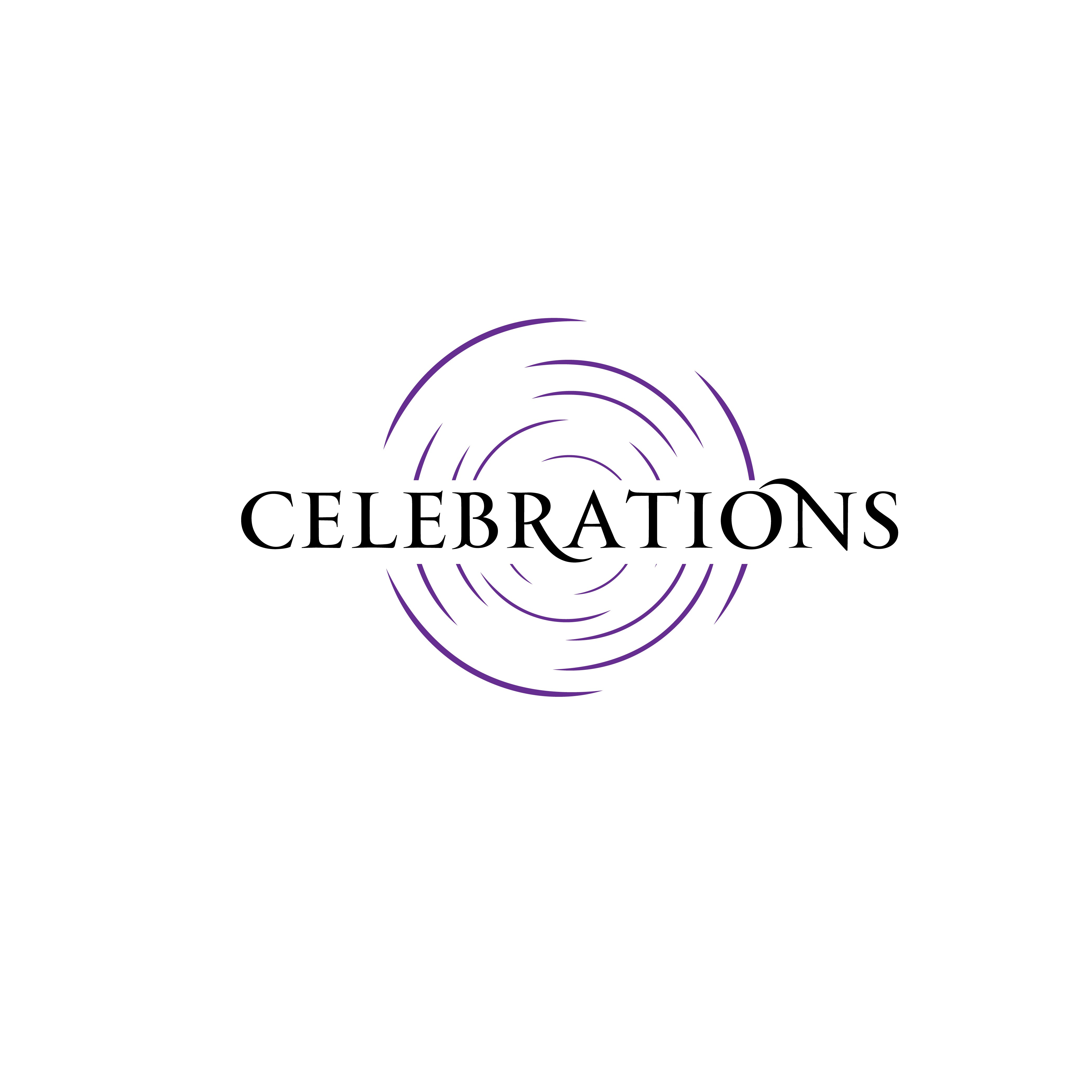 need a logo to help create memories of our life at Celebrations event center