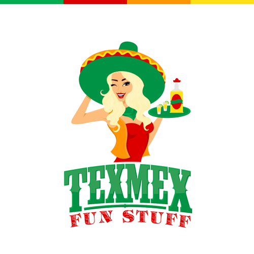 Eyecatching Logo for a Texmex Restaurant