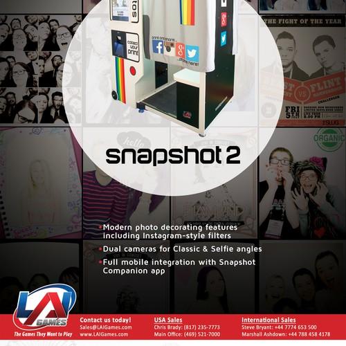 Magazine advertisement for Snapshot 2