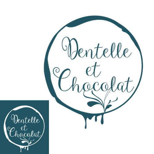 Elegant logo for chocolate manufacturer