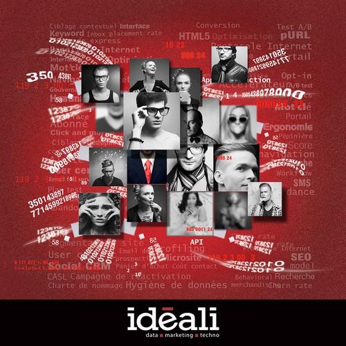 Poster for online database