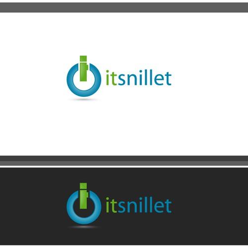 Logo re-design for it-company