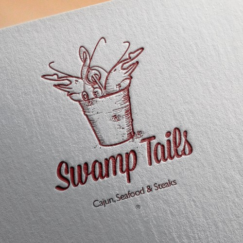 Swamp Tails Logotype Contest.
