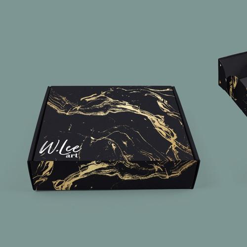 W.Lee Art Box Design