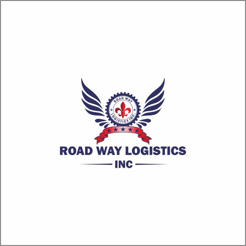 Road Way Logistics needs a powerful new logo