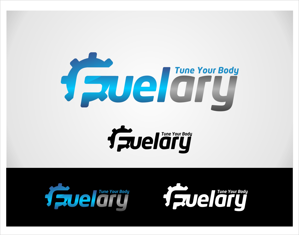 Fuelary LOGO. Help us Franchise! People need pain Relief they can afford. We are Body Mechanics!