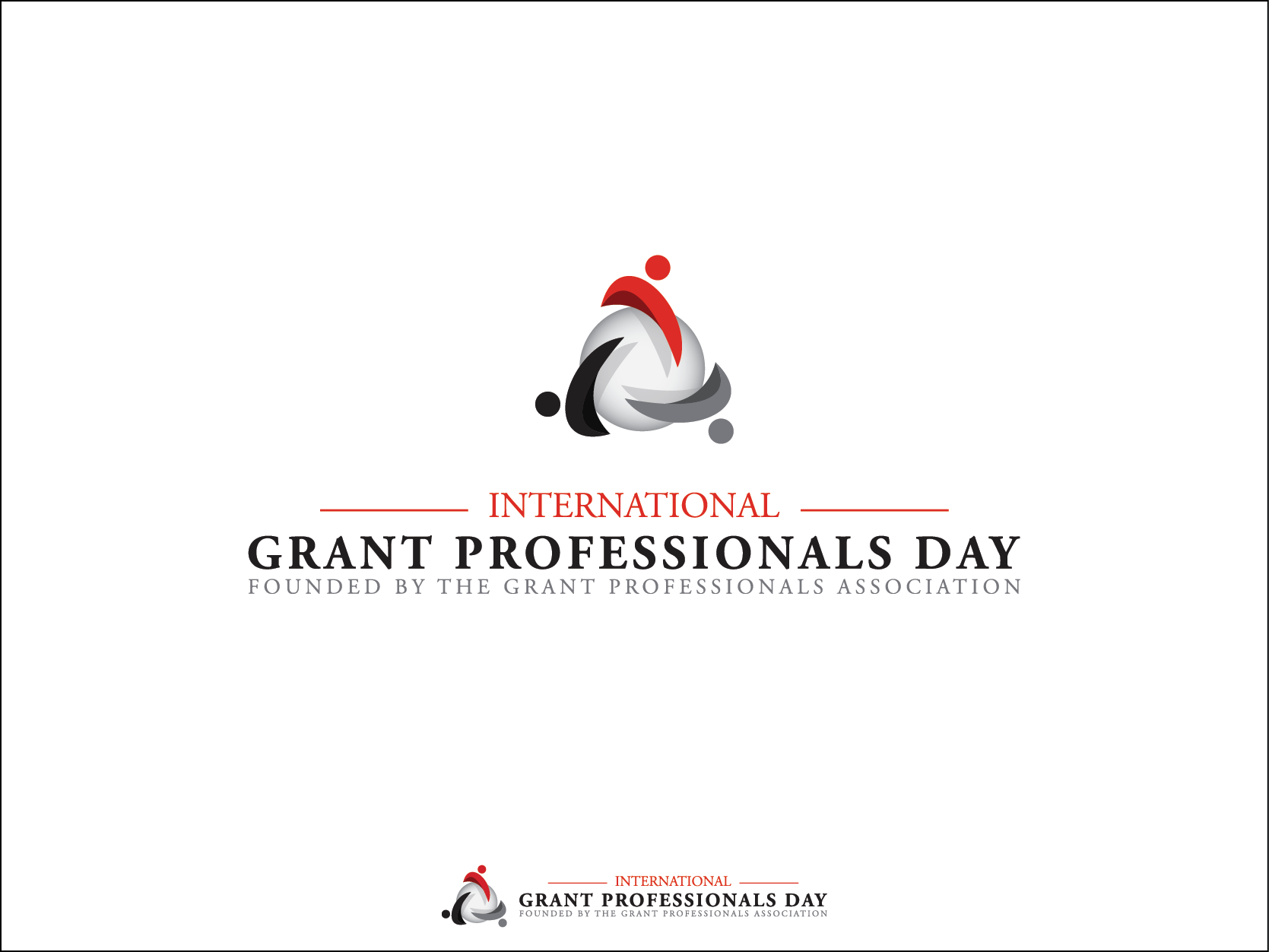 Create an International Event Logo that will be seen throughout the world