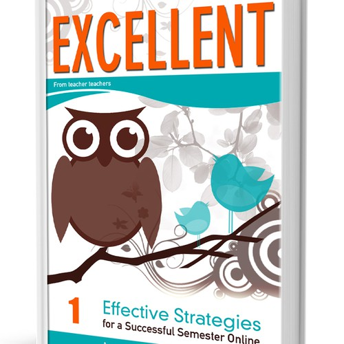Create Kindle book cover for Excellent! Online Teaching (just front cover)
