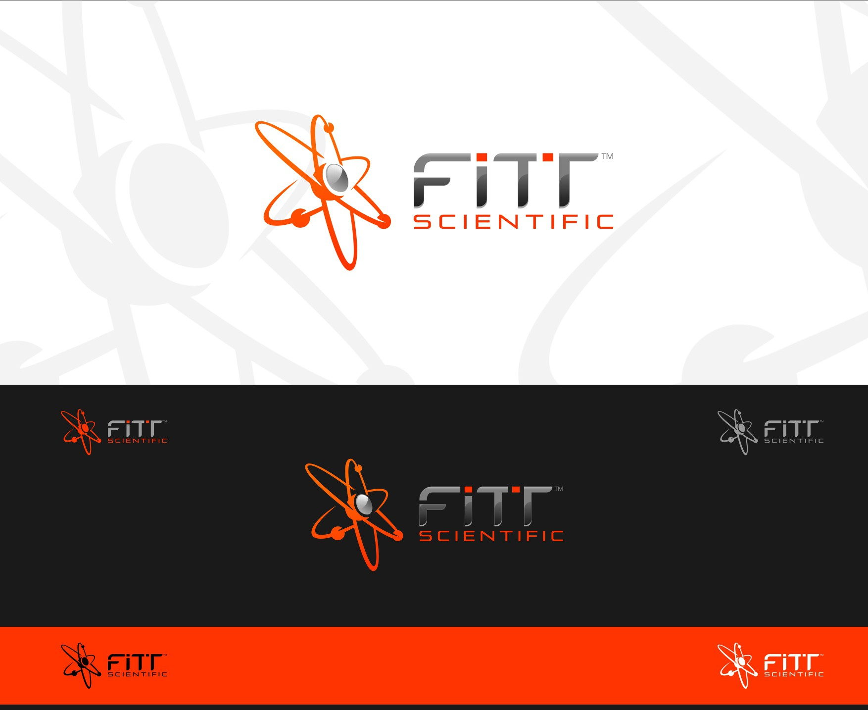 Create a Logo for an up-and-coming Scientific Services Company (FITT Scientific, LLC)