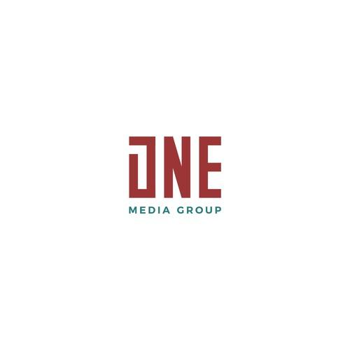 Logo Design for One Media Group