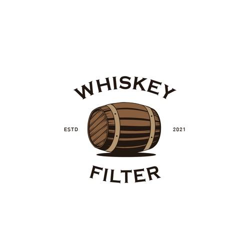 whiskey brand logo