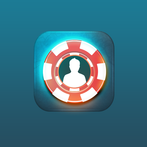 Create an amazing app icon for Poker Friends®