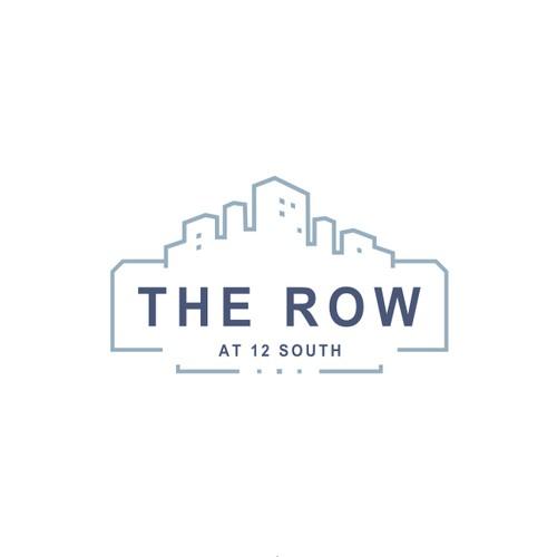 The Row at 12 South logo