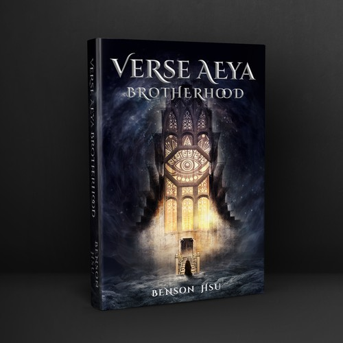 Book cover for VERSE AEYA BROTHERHOOD