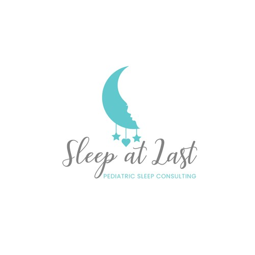 Logo for sleep consulting