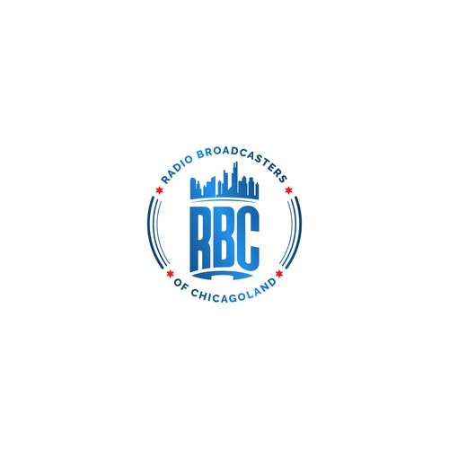 Logo for Radio Broadcasters of Chicagoland