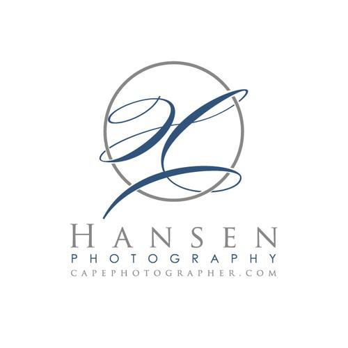 letter H elegant logo