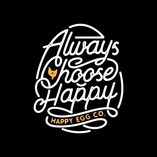 Always Choose Happy