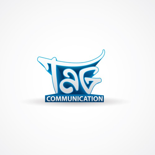 logo for Tag communication