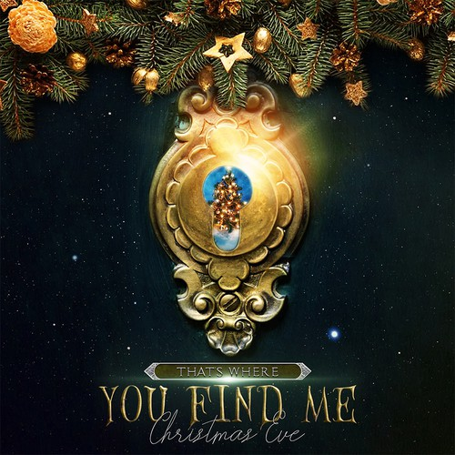 Design for Christmas single - song distribution