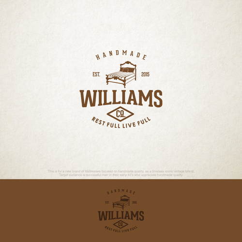 "Vintage logo For "" WILLIAMS CO. "" ."