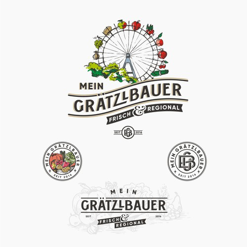 logo for GRÄTZLBAUER