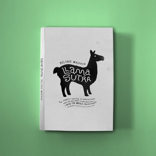 Book Cover - Llama Sutra