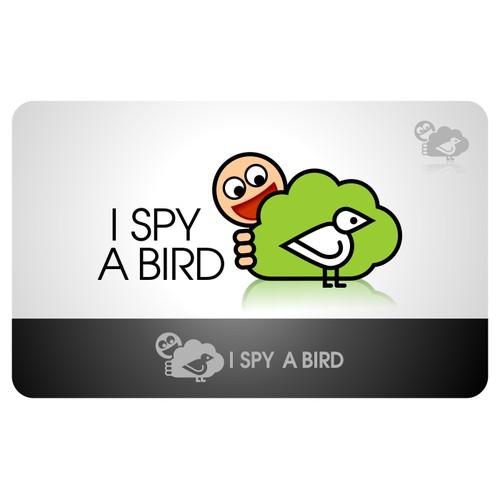 Please design us a bird watching logo