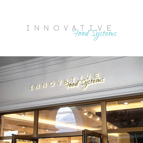 Wordmark for Innovative Food Systems