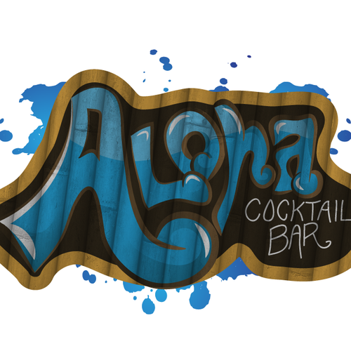 Aloha Cocktail Bar looking for a funky new logo