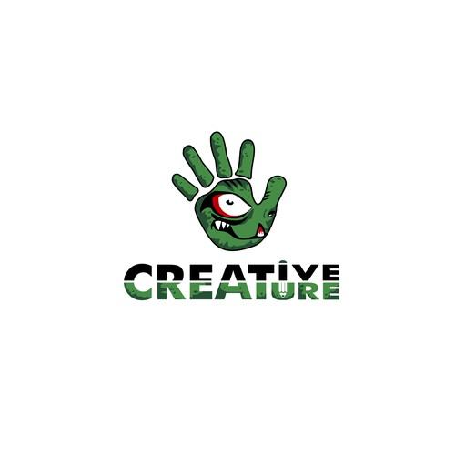 Logo for Creative creature
