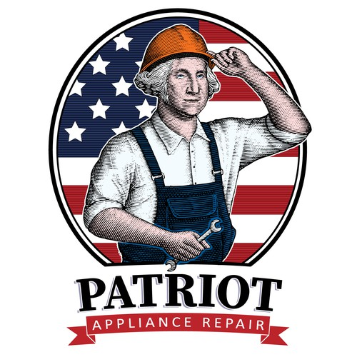 Logo for Patriot Appliance Repair