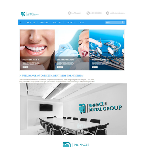 Pinnacle Dental Group - offering comprehensive oral care