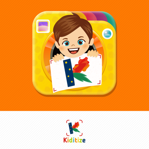 Kiditize app icon