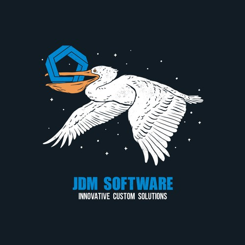 T-shirt design for JDM Software