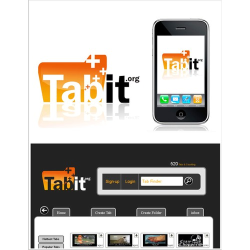 Help TabIt or TabIt.org with a new logo