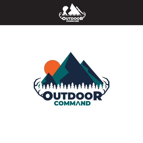 Second Logo Concept for Outdoor Command