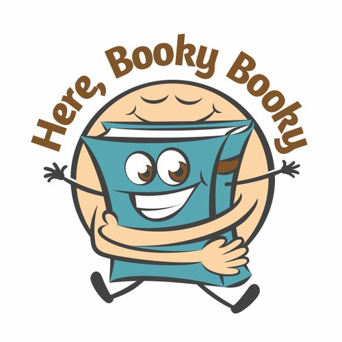 Here, Booky Booky needs a new illustration or graphics