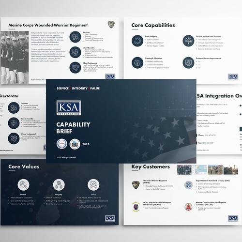 Powerpoint Presentation for KSA Integration