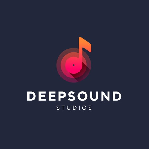 logo design for Deep Sound studios