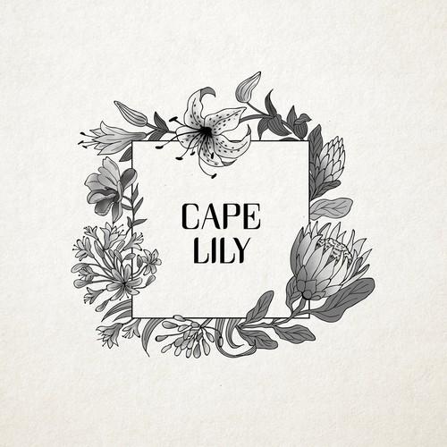 Logo for Floral Design Business